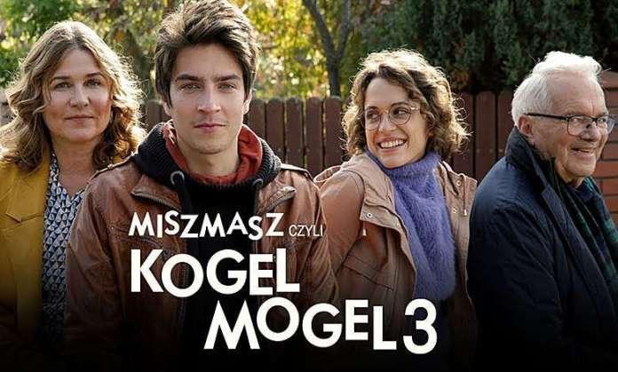Kogel Mogel 3: Ania Rusowicz i Sławek Uniatowski (