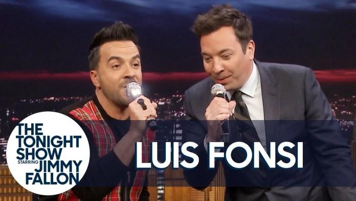 Luis Fonsi pojawił się w programie