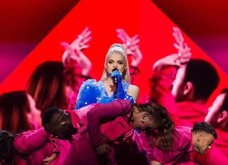 Margaret na Melodifestivalen 2019