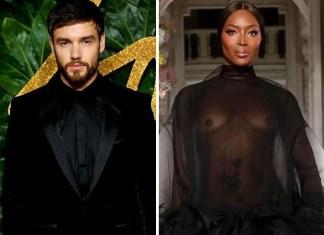 Liam Payne o seksie z Naomi Campbell