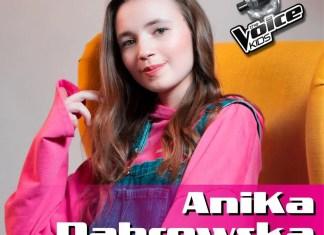 AniKa Dąbrowska z The Voice Kids debiutuje