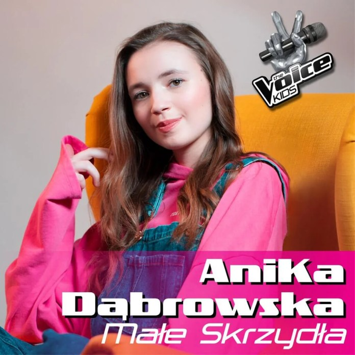 AniKa Dąbrowska z The Voice Kids debiutuje