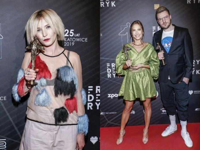 Mela Koteluk oraz duet XXANAXX świętują Fryderyki 2019.