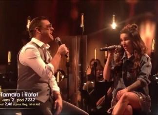 Ewelina Lisowska (27 l.) i belgijski piosenkarza Danzel (42 l.) zaśpiewali w duecie podczas programu Dancing with the Stars. Taniec z Gwiazdami!