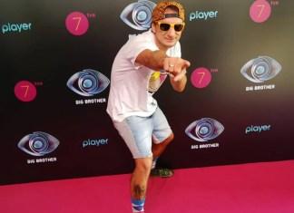 Big Brother: Bartłomiej Boruc jako Blondyn. Sprawdź jak rapuje!