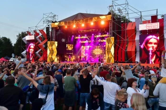 Kasia Kowalska Lato z Radiem Festiwal 2019 Puck