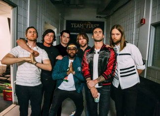 "Maroon 5 z nowym utworem ""Memories"""