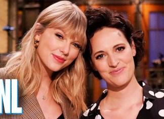 "Taylor Swift i Phoebe Waller-Bridge i zapraszają na ""Saturday Night Live"""