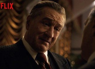 Jak Robert De Niro został Irlandczyk