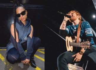"Ed Sheeran i Alicia Keys razem! (zobacz teledysk ""Underdog"")"