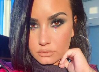 Demi Lovato dosłownie walczy sama ze sobą! Łzy cisną się do oczu (WIDEO)