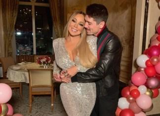 Mariah Carey i Bryan Tanaka świętowali 37 urodziny