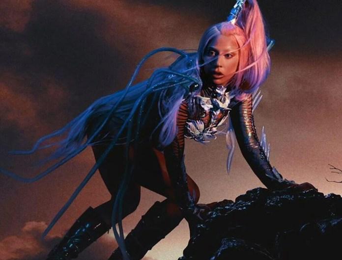 Lady Gaga za kilka dni wydaje płytę, do której dodaje RÓŻOWE STRINGI!