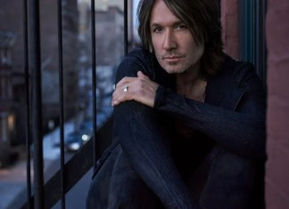"Keith Urban jako ""Superman"""