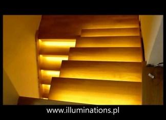 Oświetlenie schodowe Oświetlenie schodów - sterownik schodowy MONO-1