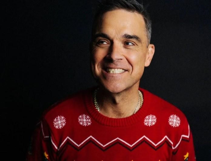 Robbie Williams nie pozwoli zatrzymać Świąt!