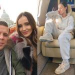 Marina Łuczenko i Wojciech Szczęsny przeżywają kryzys w małżeństwie? Fani są zaniepokojeni