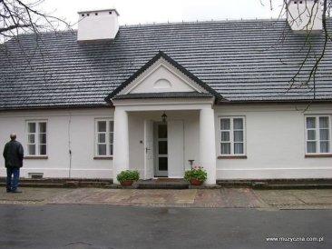 Tu mieszkał' Fryderyk Chopin