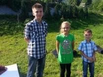 Adrian Olejarz, Joanna Jamrozik, Mikołaj Wańkowicz