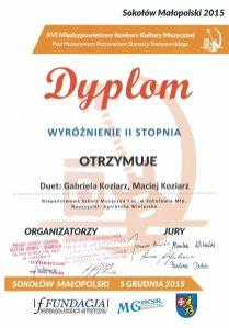 Duet_Koziarz,Koziarz