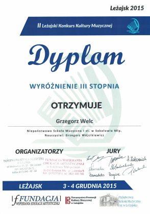 Grzegorz Welc