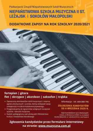 Plakat (dod) WWW - II st. PZNSM 2020