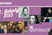 Debiuty 2015