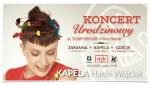 Koncert urodzinowy Kapela Hanki Wójciak