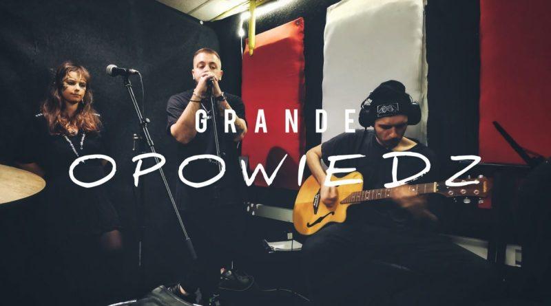 Bydgoski raper Grande z nowym singlem