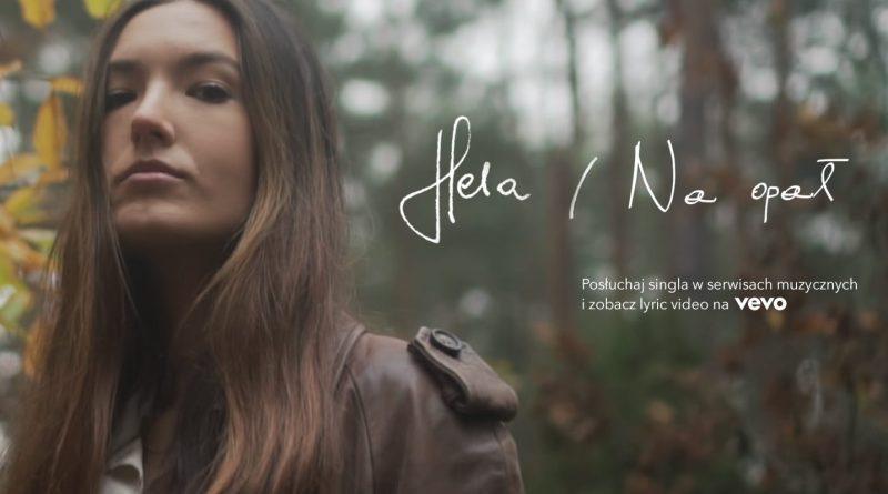 """Hela nagrała przepiękny utwór o miłości. Posłuchaj jej nowego singla """"Na opał"""""""