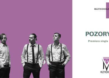 Zespół Pozory publikuje drugi utwór.