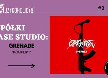 Z półki Case Studio: Grenade