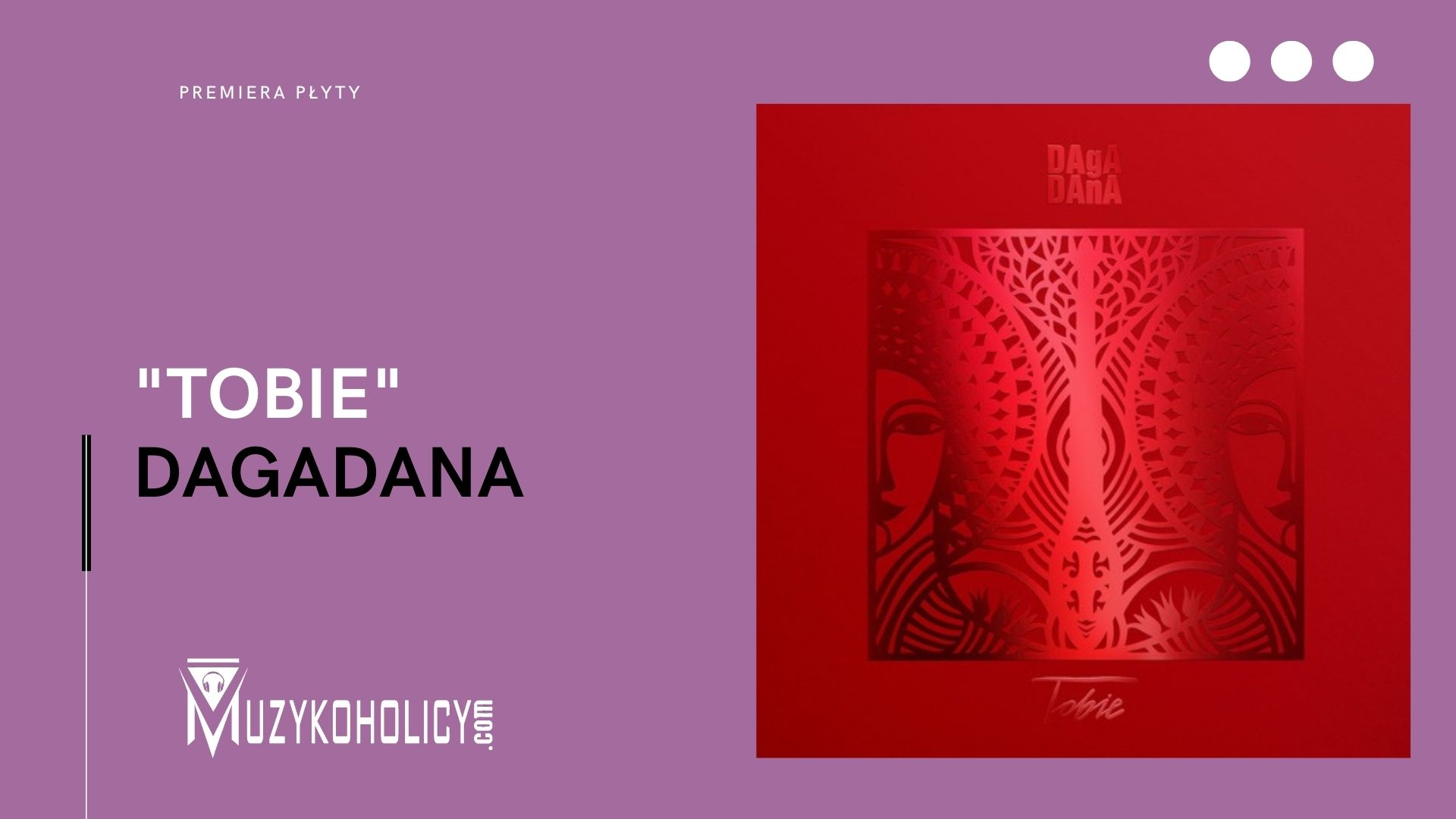 DAGADANA wydała piąty studyjny album