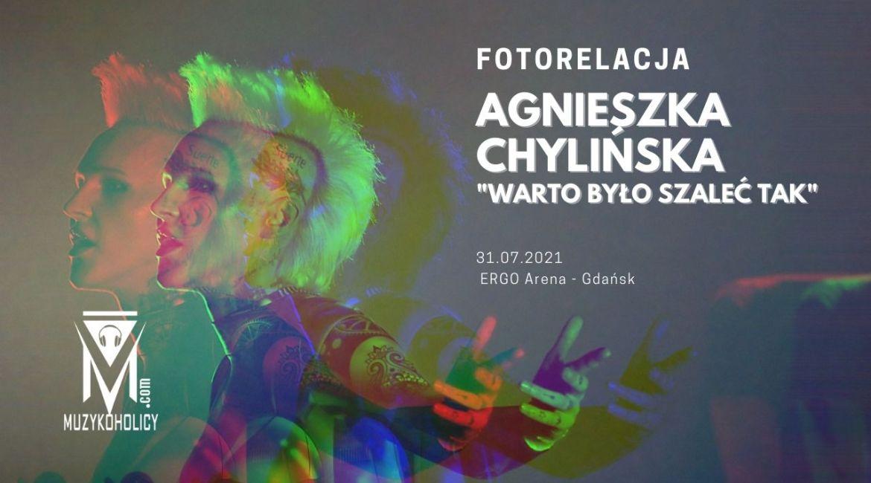 Agnieszka Chylińska wróciła do domu - fenomenalny koncert w Ergo Arenie