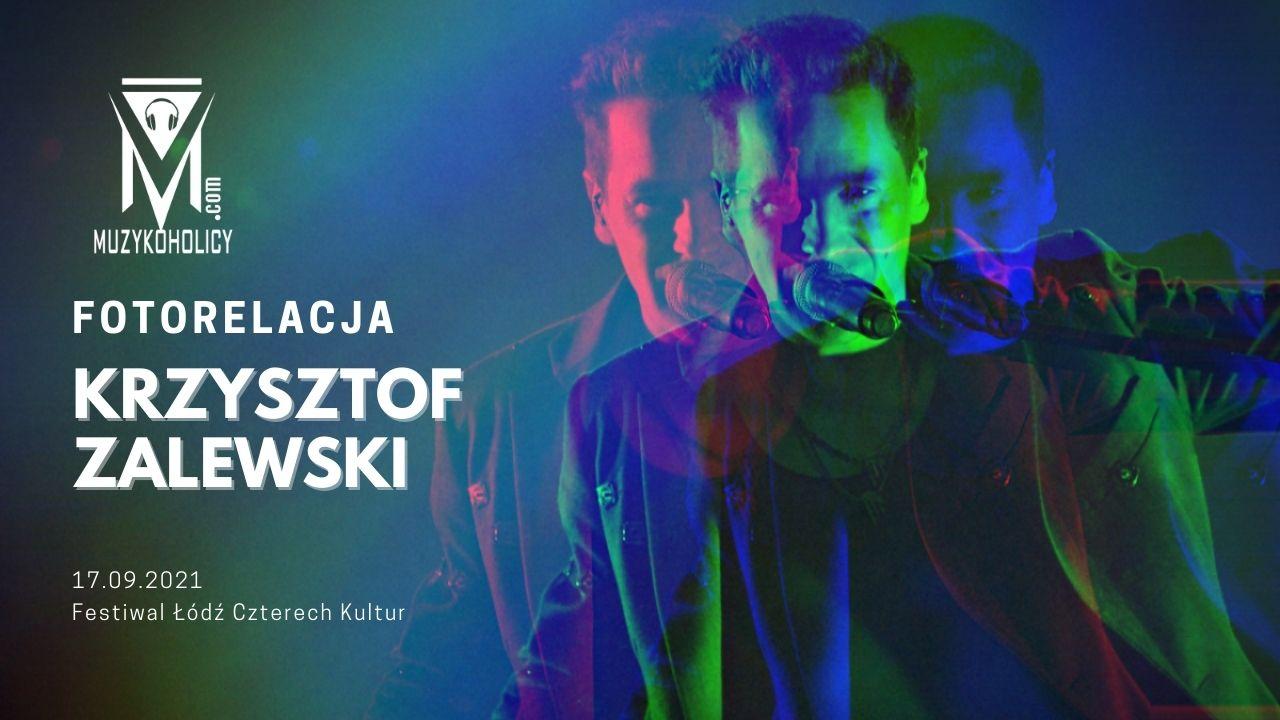Zalewski uświetnił Festiwal Łódź Czterech Kultur