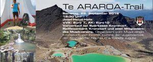 Te ARAROA-Trail, 3040Km zu Fuß druche Neuseeland | Reisevortrag Roland Wiednig @ Josef-Heiml-Halle