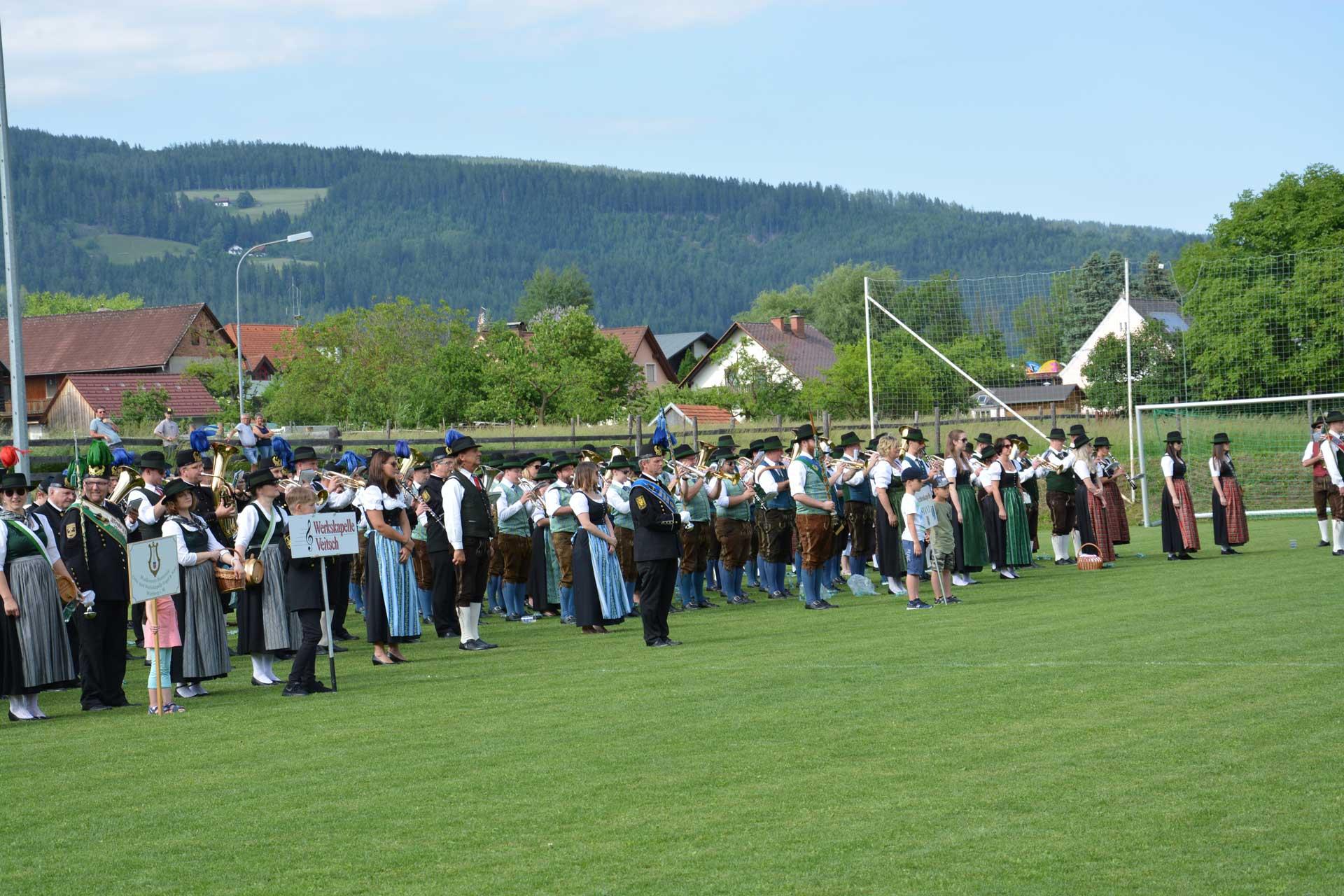 Langenwang und Nittendorf: Partnerschaft seit mehr als 35
