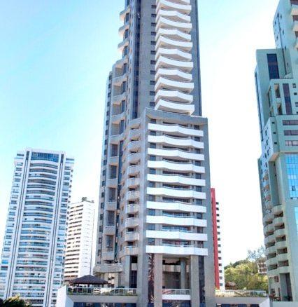 Foto da fachada do Edifício Amazon