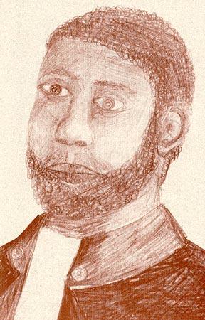 Portrait of William Martin by John Belain