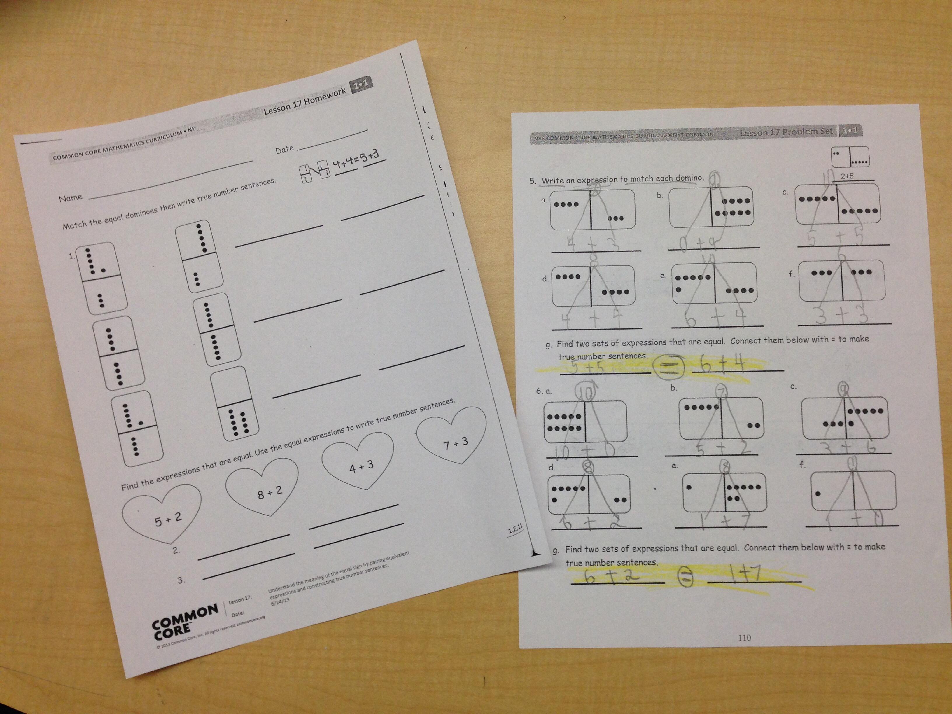 Eureka Engage New York Math Lesson 17