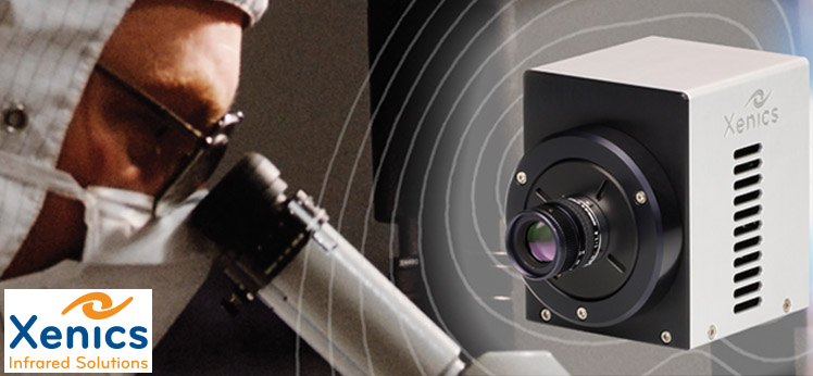Xenics Infrared Camera Distributor Singapore
