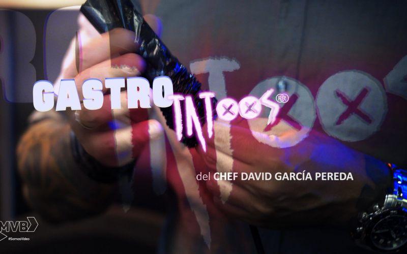 Gastrotaoos de David García Pereda | Video Press Kit | #SomosVPK