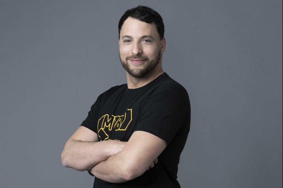 Martin Velasco Bertolotto director y producer de MVB Producciones