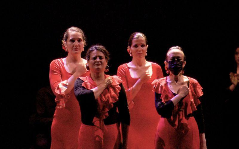Clases de flamenco | Servicio de Dual Camera | #SomosEventos