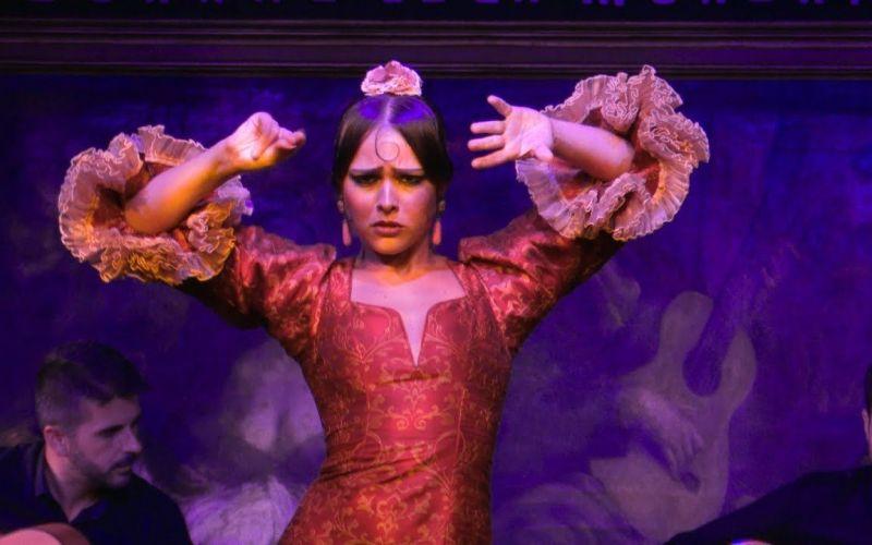 Macarena Ramírez Cepero en Corral de la Morería | Ganadora de The Dancer