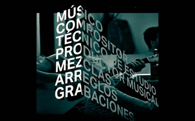 Productor musical | Miguel Larios | Animación