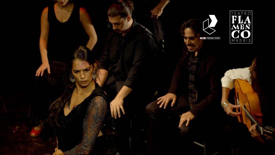 Nerea Carrasco en Teatro Flamenco Madrid