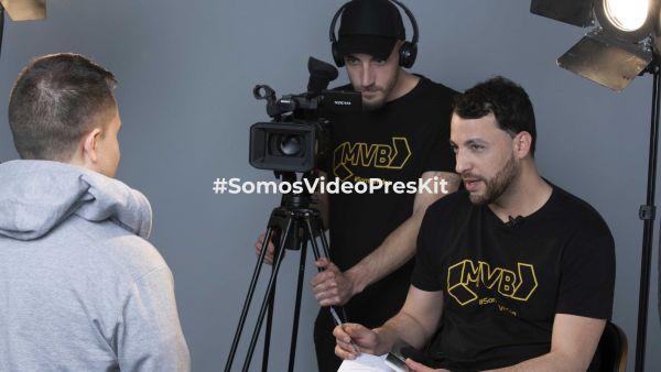 Video Press Kit MVB Producciones VPK