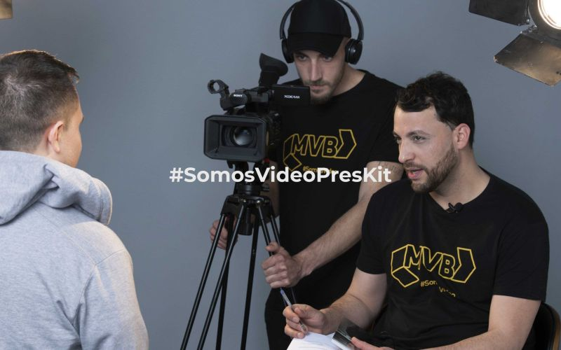 VIDEO PRESS KIT (VPK) | Tu pack para promocionarte [VÍDEO+WEB+FOTOS]