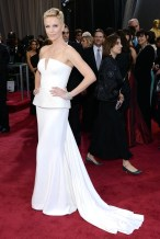 Charlize Theron en Christian Dior Couture